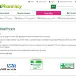 Betterlife Healthcare web page confirms the end of its eCommerce operations