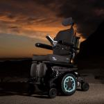 Invacare powerchair with Linux control system