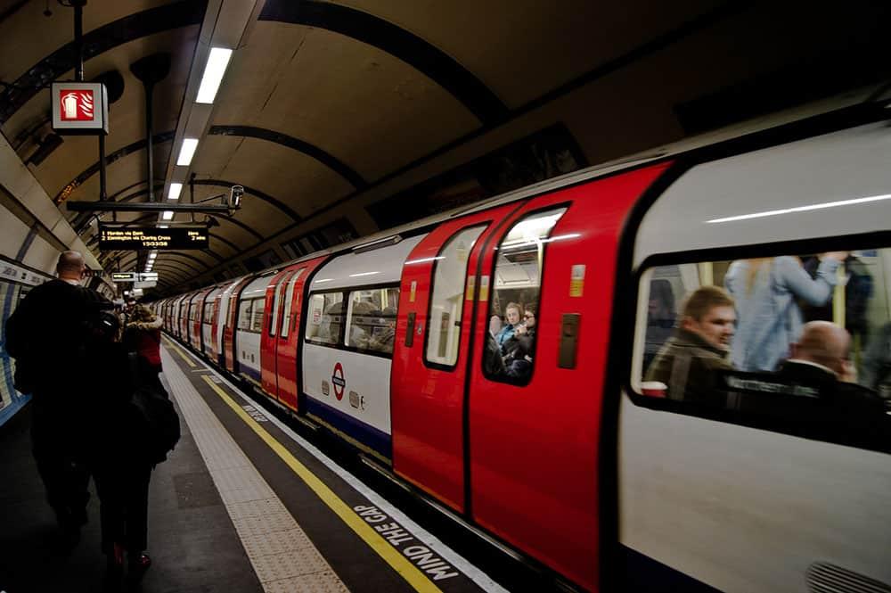 London Underground Wheelchair