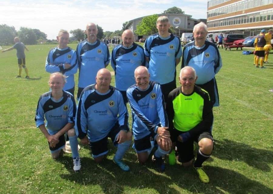 Clearwell Mobility - Walking Football