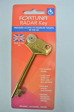 Fortuna RADAR Key