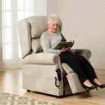 Repose chair seating Rimini