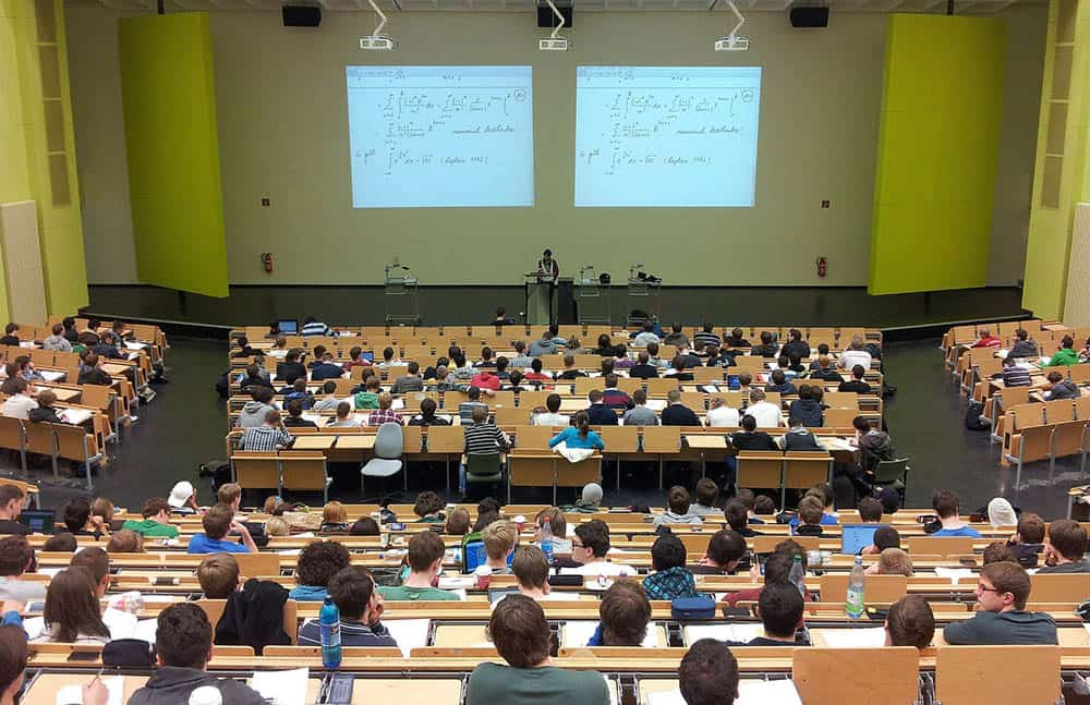 University education lecture Disabled Student Allowance