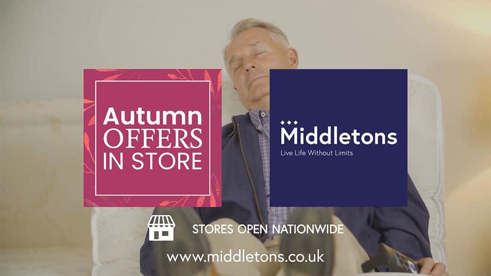 Middletons TV advert