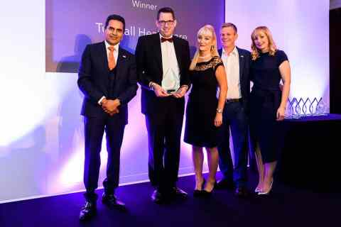 Tunstall Healthcare receives Leaders in Care award