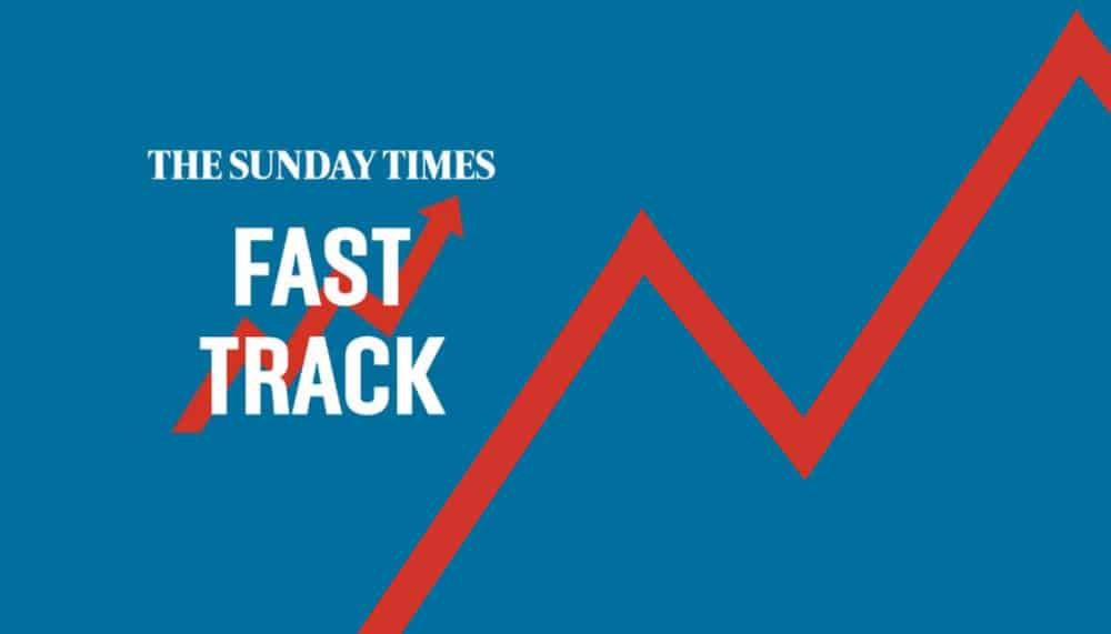 Top Track 250 fast Track Sunday Times