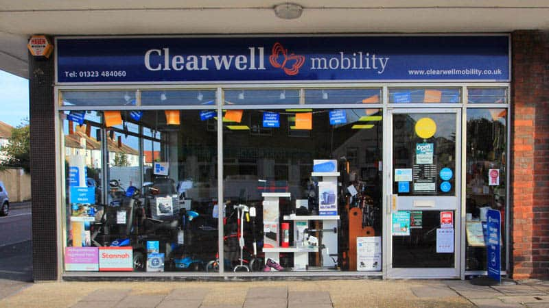 polegate Clearwell Mobility relocated