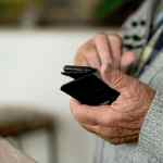 smartphone app older person