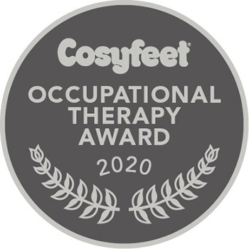 1 Occupational Therpay Cosyfeet award logo new