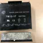 Battery - false bottom