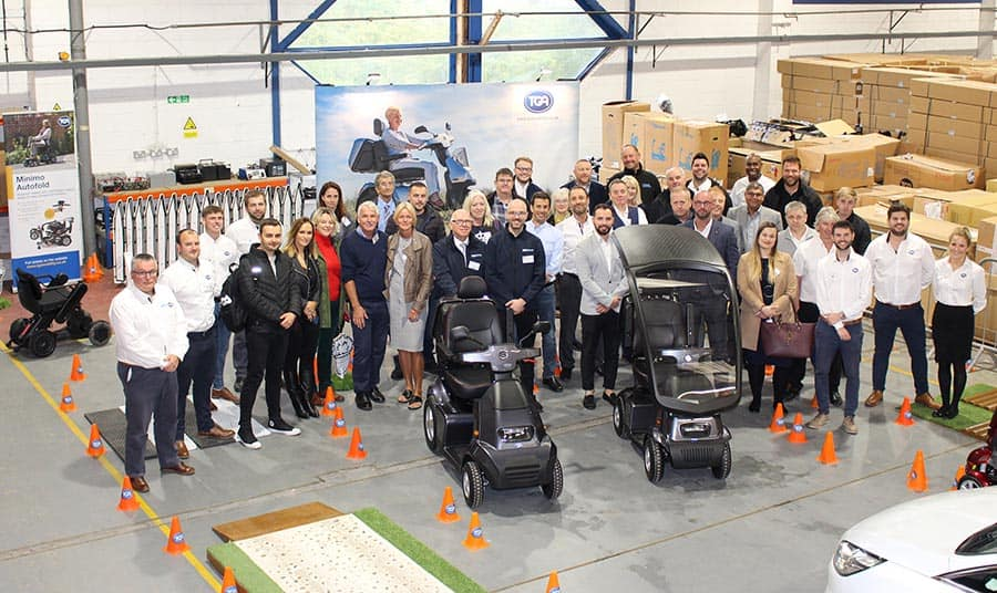 TGA Trade Day was well attended by retailers in the industry