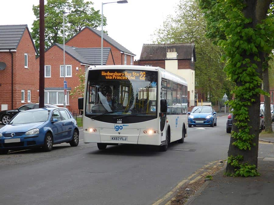 bus local operator government scheme funding