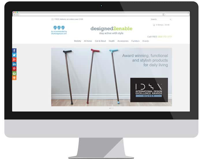 design2enable website purple tuesday