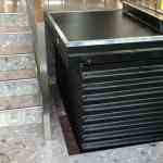 new oyster mayfair model v step lift raised