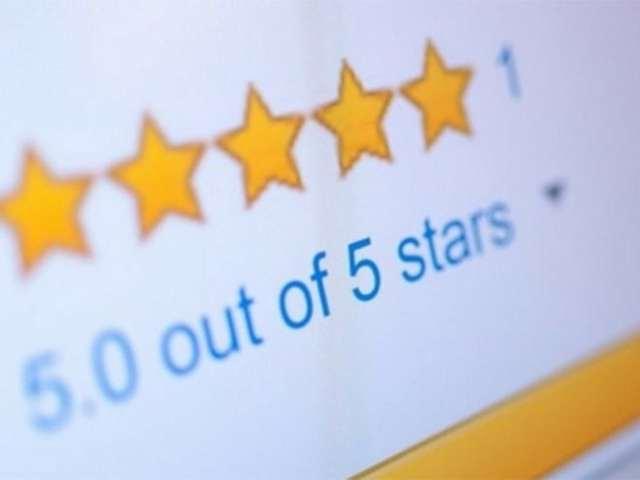 online reviews responding trade talk feature