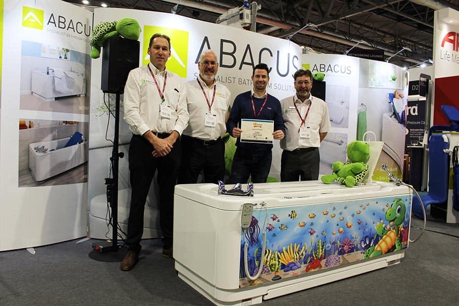 Abacus OT Show Award