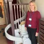 Acorn Stairlifts responds to patient's plea for help with generous stairlift donation