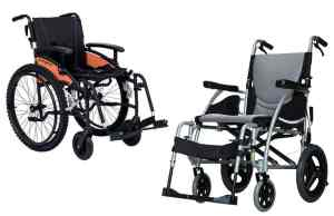Buyers Guide to Manual Wheelchairs