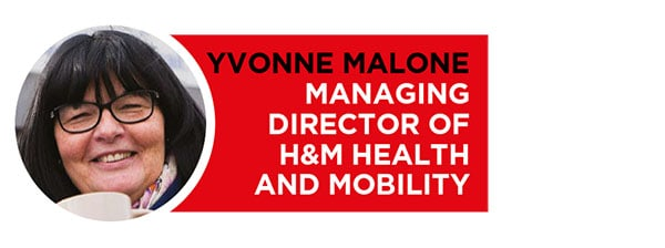 H&M Health and Mobility product of the year