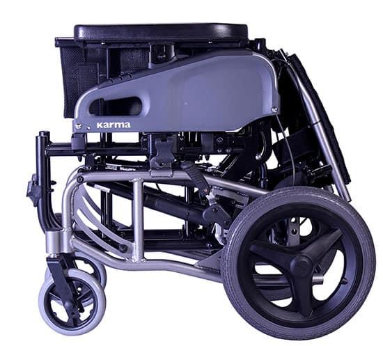 Karma Mobility VIP2 Tran folded