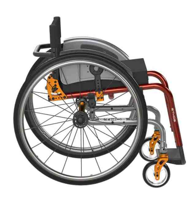 Ki Mobility Ethos 4