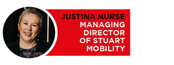 Stuart Mobility product of the year