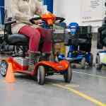Mobility Scotland scooter training extension