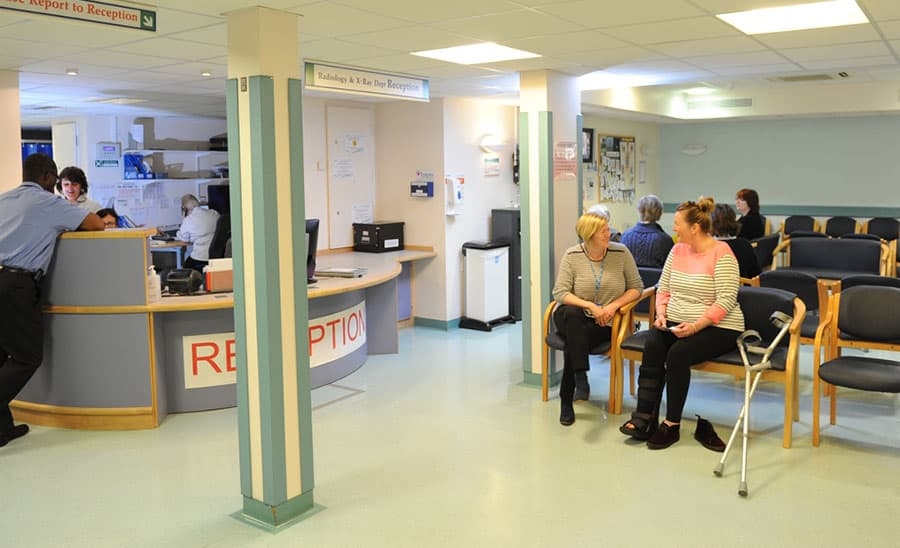 West Suffolk NHS Trust to receive Changing Places