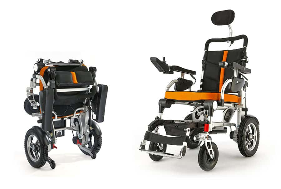 e-goes k5 folding powerchair