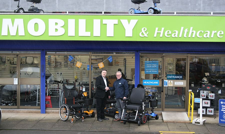 Hickley Mobility and Healthcare - HMS Mobility Solutions