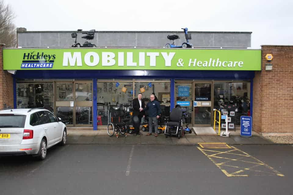 Hickleys Mobility & Healthcare image