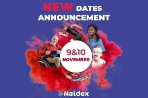 Naidex new date