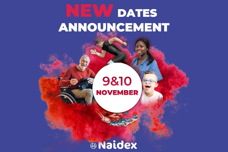 Naidex new date