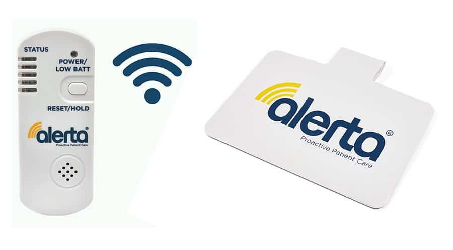 Alerta Wireless Fall Prevention
