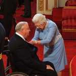 David Walker OBE Queen