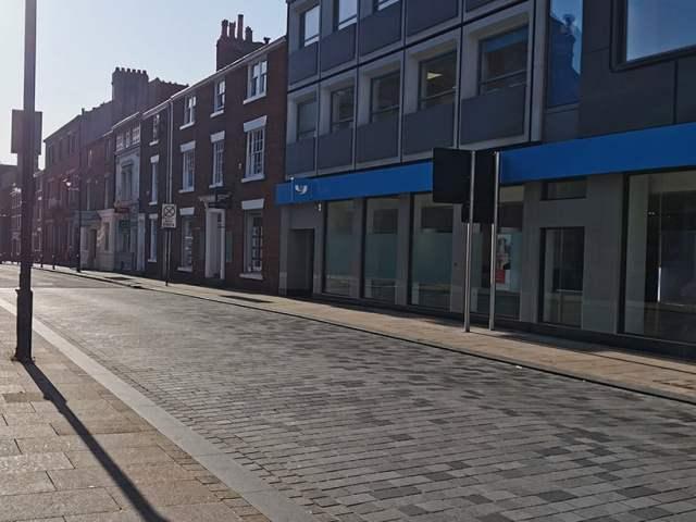 High street local authorities