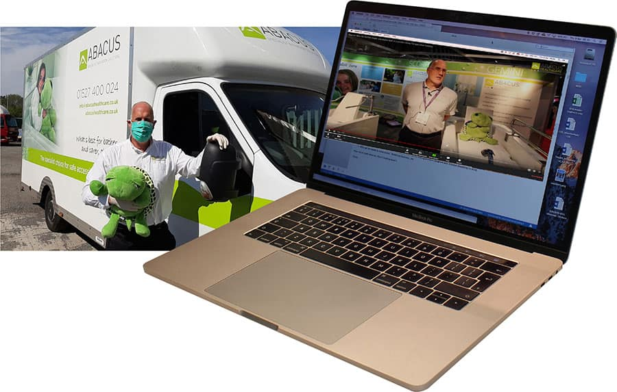 Abacus video assessments image