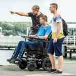ottobock wheelchair powerchair human mobility