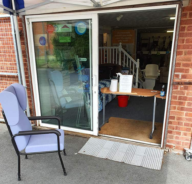 tpg disableaids outdoor shop