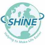 Shine International logo