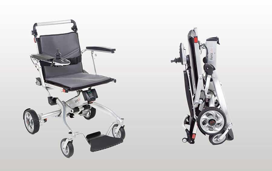 Aerolite Motion Healthcare Powerchair