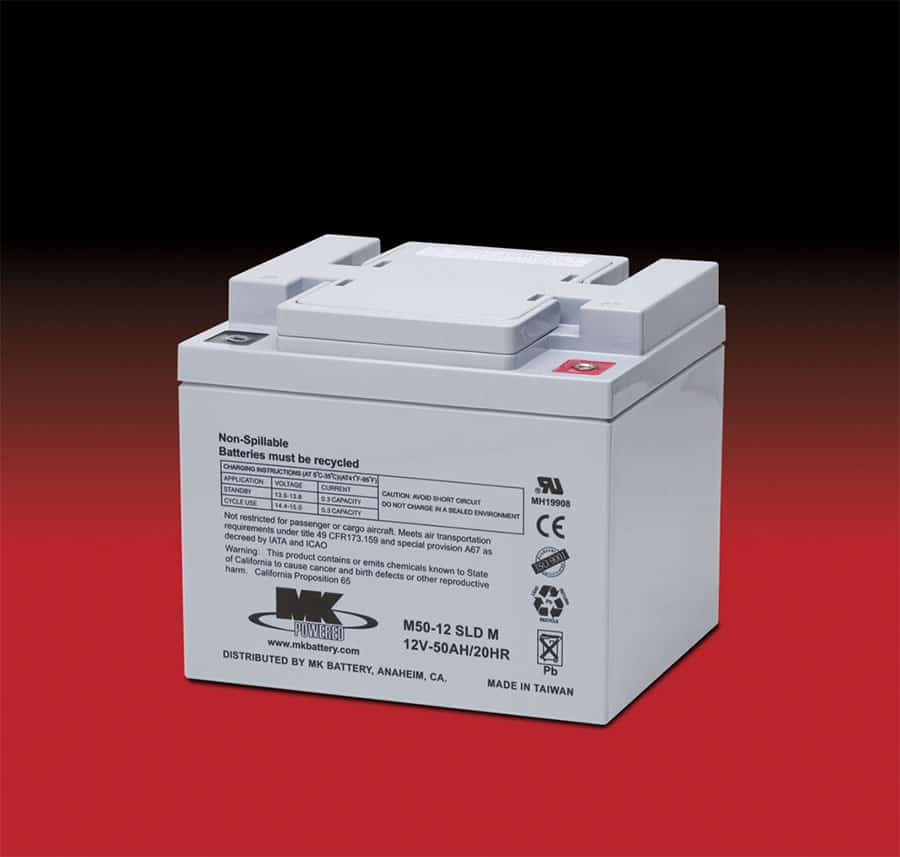 MK Battery M50-12SLDM image