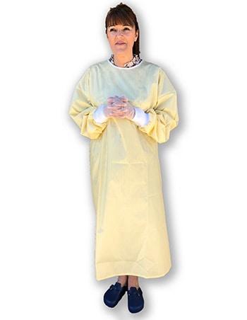 MIP gown