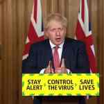 PM boris johnson covid update