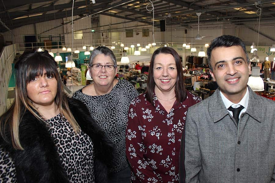 Newife retail team