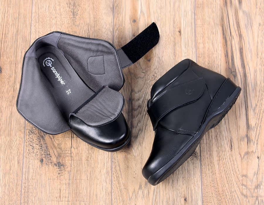 Bolton Ladies Extra Wide Boots from Sandpiper image