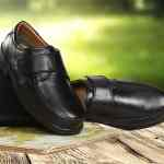 Terry Mens Extra Wide Shoes from Sandpiper image