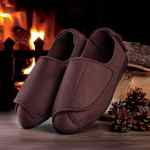 Walter Mens Extra Wide Slippers from Sandpiper image