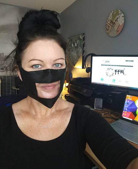 Friendly Face Masks Founder Sonia Carley image