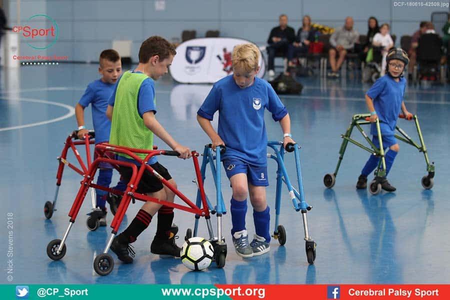 CP Sport Frame Football credit CP Sport